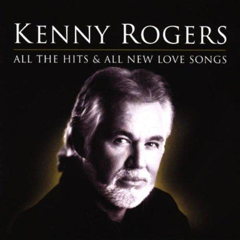 KENNY ROGER All the Hits & All New Love Songs