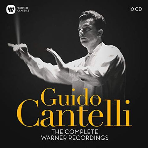 GUIDO CANTELLI The Complete Warner Recordings - 852 Entertainment