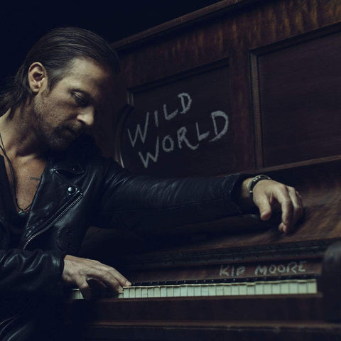 KIP MOORE Wild World - 852 Entertainment