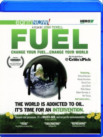Fuel Bluray (Region A) 2019