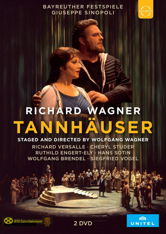 RICHARD WAGNER Tannhauser - 852 Entertainment