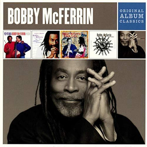 BOBBY MCFERRIN Original Album Series