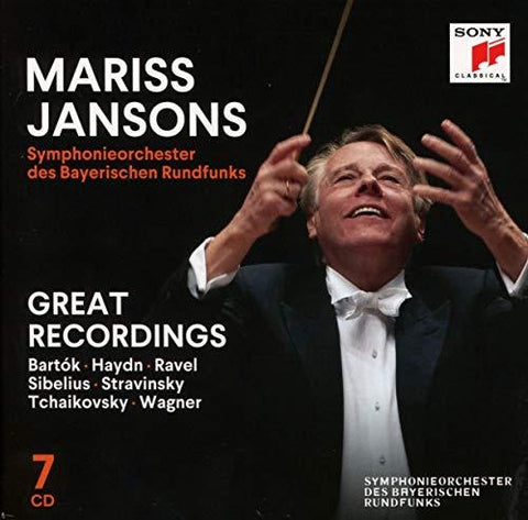 MARISS JANSONS Great Recordings - 852 Entertainment