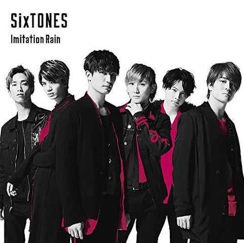 SixTONES  VS SNOW MAN Imitation Rain / D.D.