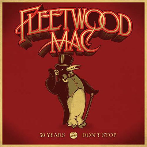 FLEETWOOD MAC 50 Years - Don't Stop