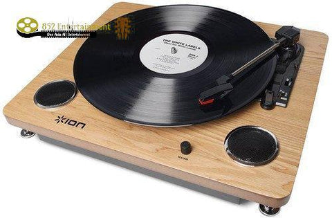 ION Audio Archive LP | Digital Conversion Turntable with Built-In Stereo Speakers and Diamond-Tipped Stylus - 852 Entertainment
