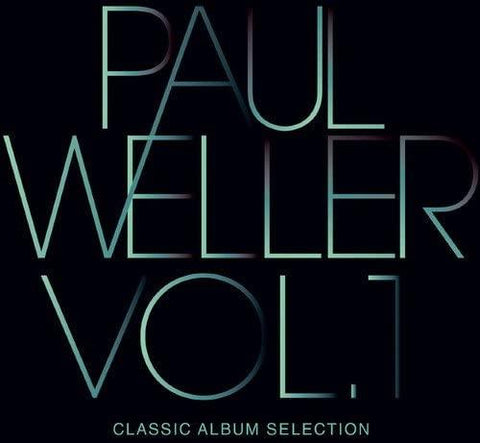 PAUL WELLER Classic Albums Selection