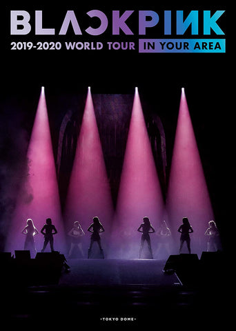 BLACKPINK 2019-2020 World Tour In Your Area (JP First Press Edition) 2xBluray (Region A) 2020
