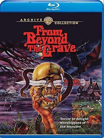 From Beyond the Grave (1974) Bluray (All Regions) 2019