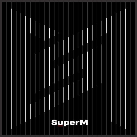 SuperM SuperM The 1st Mini Album 'SuperM' [UNITED Ver.] CD 2019