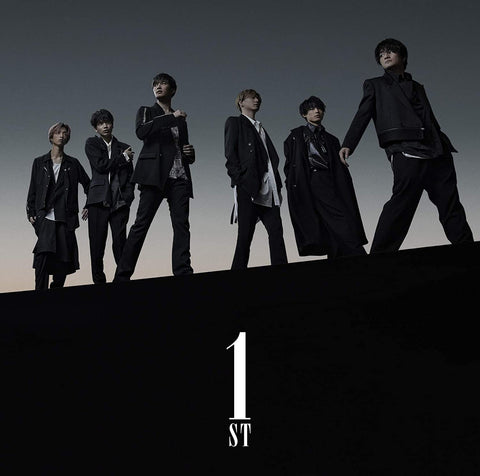 SixTONES 1st (Regular Edition) CD 2021