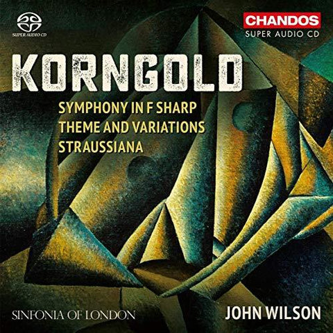 KORNGOLD: SYMPHONY IN F SHARP - 852 Entertainment