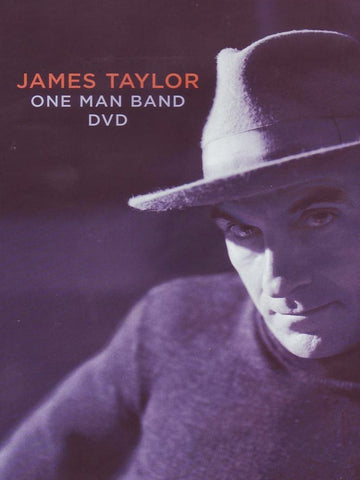 JAMES TAYLOR One Man Band - 852 Entertainment