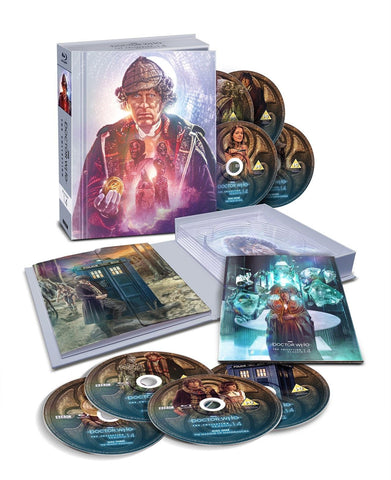 DOCTOR WHO: THE COLLECTION Season 14 - 852 Entertainment