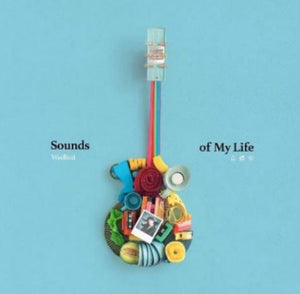 WILLIAM WEI Sounds of My Life CD 2020 - 852 Entertainment
