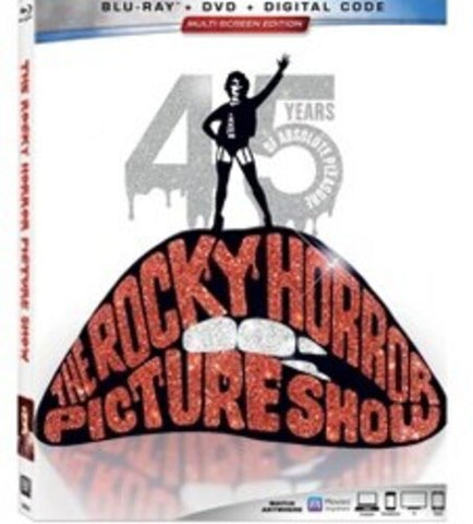 THE ROCKY HORROR PICTURE SHOW  (45th Anniversary Edition) (2020)