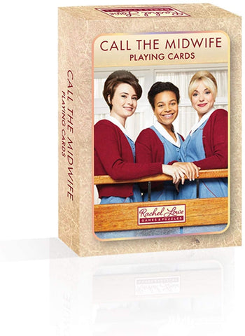 CALL THE MIDWIFE PLAYING CARDS - 852 Entertainment