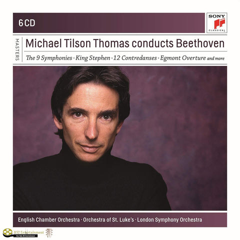 MICHAEL TILSON THOMAS Conducts Beethoven - 852 Entertainment
