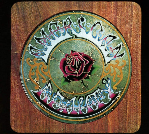 THE GRATEFUL DEAD American Beauty (50th Anniversey Deluxe Edition) 3CD 2020