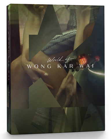 World of Wong Kar Wai (The Criterion Collection) (1998-2004) 7 x Bluray 2021