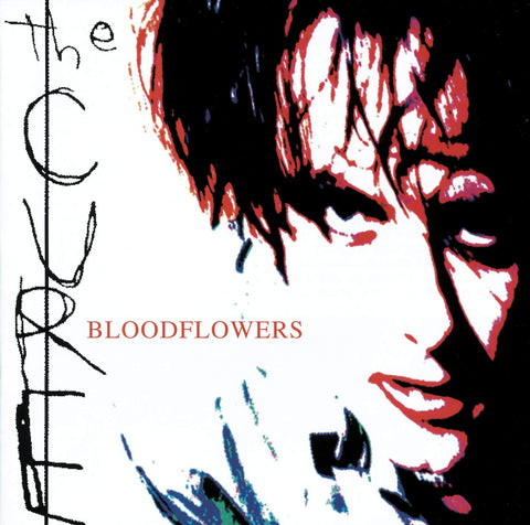 CURE Bloodflowers CD 2000