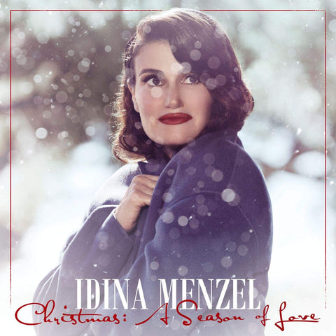 IDINA MENZEL Christmas: A Season Of Love
