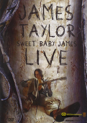 James Vernon TaylorSweet Baby James Live - 852 Entertainment