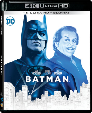 BATMAN (1989) - 852 Entertainment