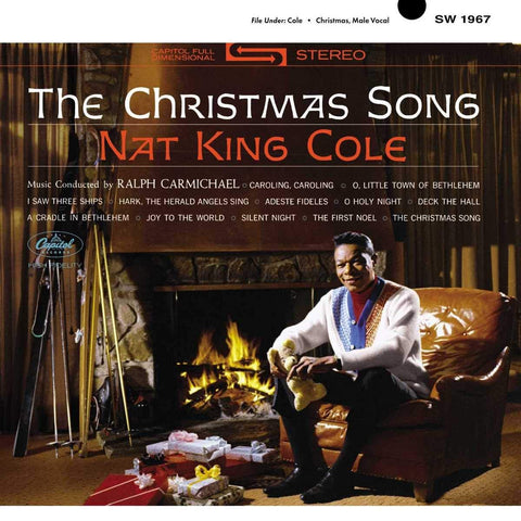 Nat King Cole - The Christmas Song CD 2018