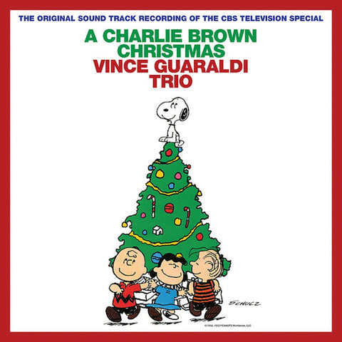 Vince Guaraldi Trio - A Charlie Brown Christmas (Expanded Edition) CD 2012