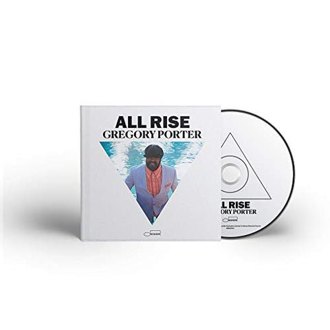 GREGORY PORTER All Rise (Deluxe Edition) CD 2020