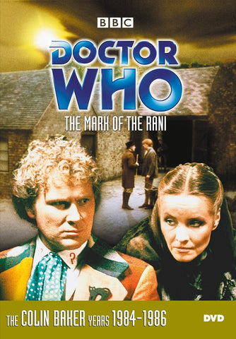 DOCTOR WHO: The Mark of the Rani - 852 Entertainment