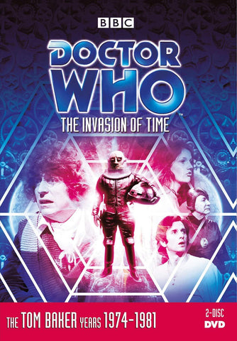 DOCTOR WHO: The Invasion of Time - 852 Entertainment