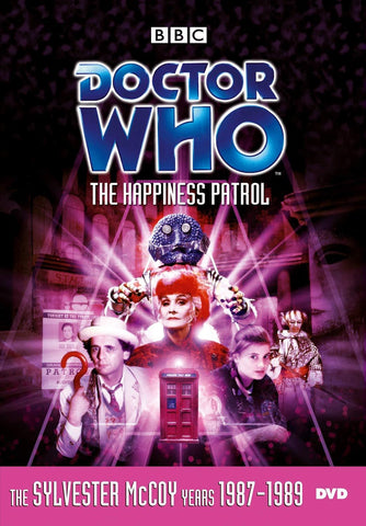 DOCTOR WHO: The Happiness Patrol - 852 Entertainment
