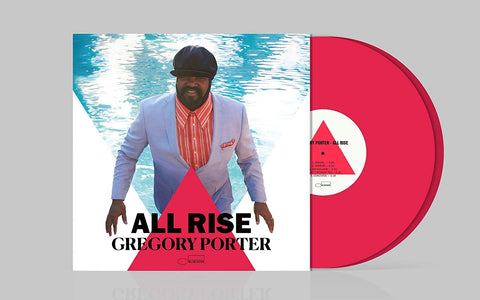 GREGORY PORTER All Rise (Red) 2LP 2020