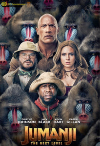 JUMANJI: THE NEXT LEVEL (2019) - 852 Entertainment