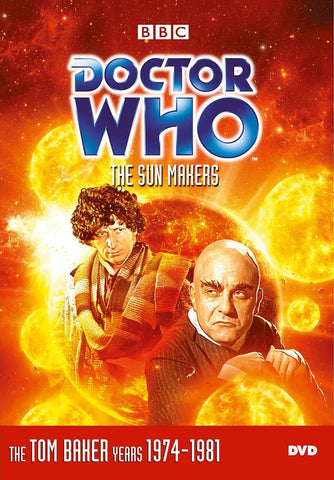 DOCTOR WHO: The Sun Makers - 852 Entertainment
