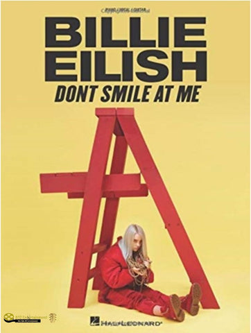BILLIE EILISH Don't Smile at Me Paperback