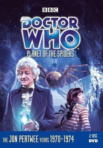 DOCTOR WHO: Planet of the Spiders - 852 Entertainment