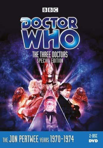 DOCTOR WHO: The Three Doctors (1973) - 852 Entertainment