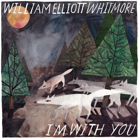 WILLIAM ELLIOTT WHITMORE I'm With You - 852 Entertainment