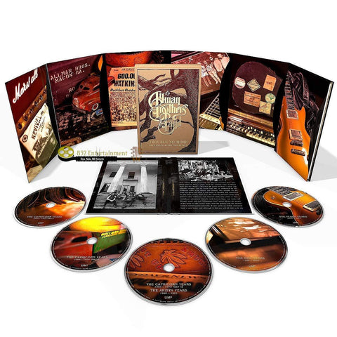 THE ALLMAN BROTHERS BAND Trouble No More: 50th Anniversary Collection