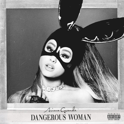 ARIANA GRANDE - Dangerous Woman CD 2016