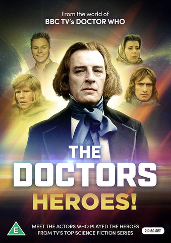THE DOCTOR: Heroes! (Dr.Who)