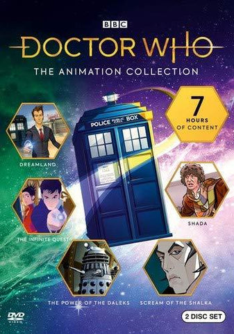 DOCTOR WHO: The Animation Collection - 852 Entertainment