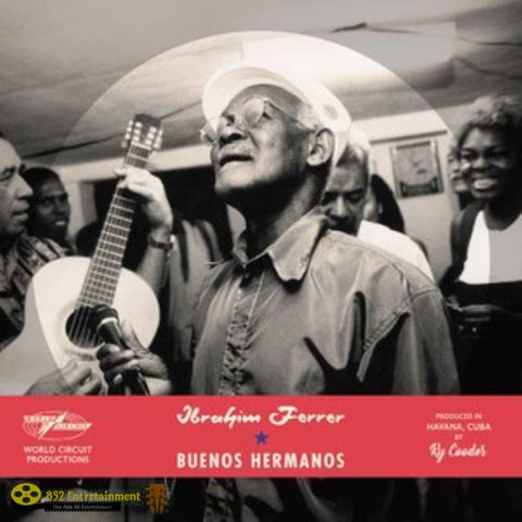 IBRAHIM FERRER Buenos Hermanos - 852 Entertainment