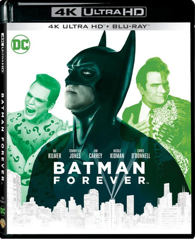 BATMAN FOREVER (1995) - 852 Entertainment