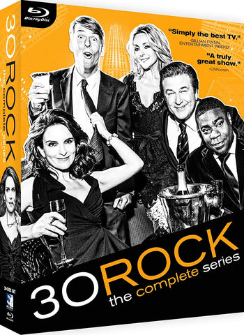 30 ROCK: The Complete Series - 852 Entertainment