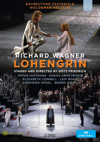 RICHARD WAGNER: Lohengrin - 852 Entertainment