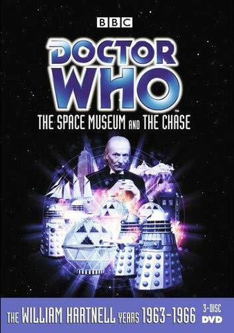 DOCTOR WHO: The Space Museum / The Chase (1965)